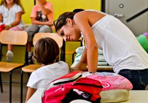 Gli interventi nella scuola sono promossi da team di volontari con comprovate esperienze nel settore
